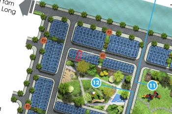 Liền kề 2 mặt thoáng 75m2 ngay sát biển dự án FLC Tropical City Hạ Long