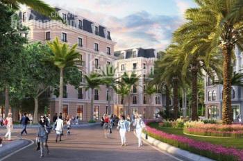 Cần bán nhà phố liền kề ( Aqua 112 ) khu phố khách sạn  Hùng Thắng thuộc tập đoàn Bim Group.