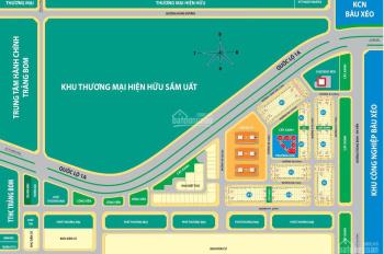 Đất nền trung tâm huyện Trảng Bom, 2 mặt tiền đường lớn, giá chỉ từ 390 triệu, LH 0982414410