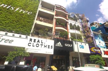 Cho thuê mặt tiền thời trang Nguyễn Trãi P. Bến Thành Q1, DT 4x25m 3 tầng. Chỉ 120tr LH 0936781848