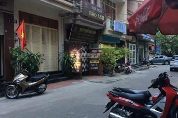 Cho thuê nhà ngõ 34 Nguyên Hồng, Đống Đa, DT 60m2, 4 tầng. 30 tr/th ví trí kinh doanh, spa, VP