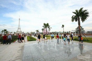 Chính chủ bán gấp lô đất view công viên Khủng Long, Cát Tường Phú Sinh, giá 750tr/nền
