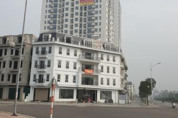Cho thuê mặt phố Hồng Tiến - Nguyễn Văn Cừ, lô góc mặt tiền 22m