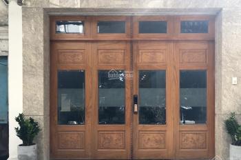 Cho thuê nhà làm KS, Spa ngay trung tâm P. Bến Thành, Q1 12P, 5 tầng, TM. Giá: 75tr/th 0901339388