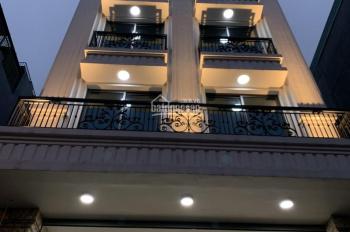 Chính chủ cần cho thuê tòa nhà 8 tầng x 180m2 mặt phố Hoàng Quốc Việt, có hầm, giá 150 triệu/tháng