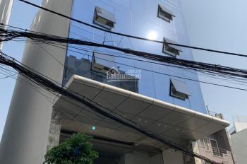 Cho thuê gấp tòa nhà văn phòng đường Cửu Long, phường 2, Tân Bình 9x20m hầm 6 lầu TM 189tr/tháng