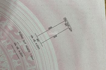 Bán đất đường Mỹ Đa Tây 8, khu Nam Việt Á, 100m2, hướng tây nam, giá 4.6 tỷ, LH 0901777343