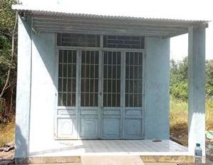 Đất nhà bán MT Pháo Binh 700 triệu, SHR công chứng ngay, LH: 0899493767