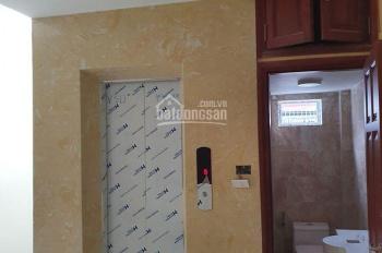 Mặt phố Ba Đình - nhà mới - thang máy - vỉa hè lớn, 35m2*5t, giá 7.6 tỷ, liên hệ: 0969977358