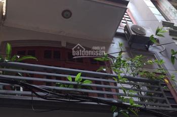 Bán nhà 5 tầng Nguyễn Phúc Lai phân lô ô tô vào nhà 2 mặt thoáng 60m2 - 8.5 tỷ