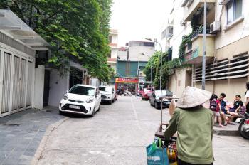 Bán gấp nhà phân lô Nguyên Hồng, Nguyễn Chí Thanh 12 tỷ 75m2 4 tầng mới ngõ rộng 10m gara ô tô