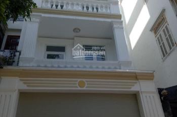 Cho thuê nhà mới mặt tiền Quang Trung, P10, Gò Vấp, gần ngã 5, diện tích: 4x25m, 3 lầu, 38 tr/tháng
