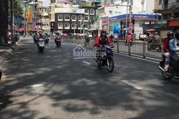 Nhà mặt tiền Nguyễn Chí Thanh gần Tạ Uyên, dt 4m x 21.9m, trệt lửng 4 lầu sân thượng giá 20 tỷ TL