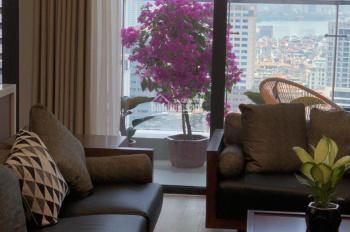 Cho thuê căn hộ chung cư cao cấp Vinhomes D'Capitale Trần Duy Hưng, làm văn phòng (giá 10tr/th)