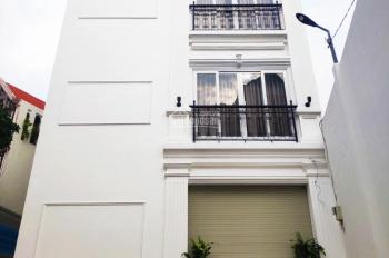 Bán nhà mới 100% đường Phan Thúc Duyện gần Sân Bay, phường 4, quận Tân Bình