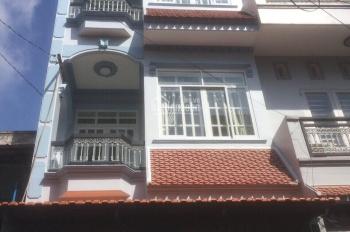 Bán nhà giá rẻ 118/10 Phan Huy Ích hẻm 8m (4x15m). LH: 0903536399
