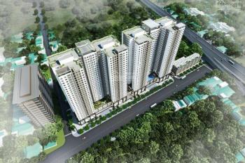 Nhà rẻ view đẹp thiết kế Châu Âu - Chỉ 1 tỷ 4 căn hộ 2pn 2wc 2 lô gia  0912221225