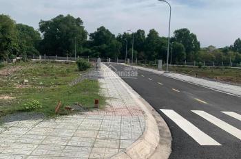 Đất Củ Chi sổ hồng riêng giá rẻ ngay chợ Hoà Phú DT 80 - 120m2