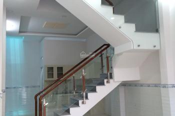 Nhà hẻm thông 6m Hương Lộ 2. 4x12,5m 1 lầu nhà đẹp