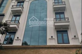 Cho thuê nhà MP Thái Hà 90m2 x 5 tầng MT 6,5m, vô địch kinh doanh