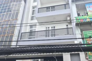 Chính chủ bán gấp nhà MT Văn Thân, Q6, 4.6x18m nở hậu 5m 3 lầu giá chỉ 12.5 tỷ