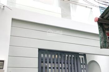 Bán nhà 1 lầu hẻm 125 đường Nguyễn Thị Tần Phường 2 Quận 8