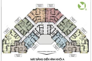 Bán chung cư N04 Hoàng Đạo Thúy tòa A, B, C 89m2 - 116m2 - 128m2 - 134m2 - 155m2. Giẻ rẻ 0904897255