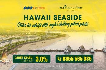 ĐỘC QUYỀN SHOPHOUSE MẶT BIỂN TROPICAL CITY - Quỹ đất đáng đầu tư nhất Hạ Long, LH: 0977673036