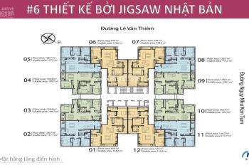 Chính chủ cần nhượng lại căn hộ 3 PN, 117m2 tầng trung tại dự án The Legacy, LH 0985054396
