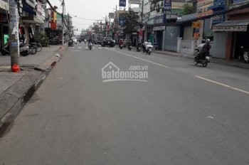 Bán nhà MTKD đường Hậu Giang, Phường 12, quận 6 (4x26) nhà 2 tấm, vị trí kinh doanh cực tốt