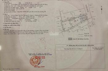 Chính chủ bán nhà 125/36 Phạm Văn Chí, P3, Q6, 92.6m2, 6.1 tỷ