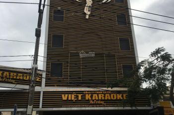 Cho thuê tòa nhà lớn 5 tấm đường Tân Sơn Nhì, P. TSN, Q. Tân Phú