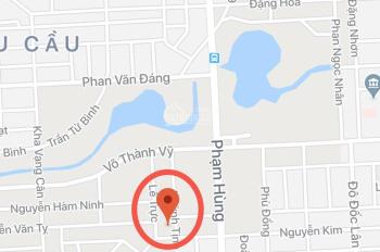 Bán đất đầu đường Huỳnh Tịnh Của hướng Đông, sau cửa hàng bán ô tô Hyundai, giá tốt, LH: 0935666742