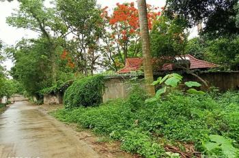Lô đất có 1 0 2 ngay cạnh khu biệt thự đẳng chỉ mất 25 phút lưu thông từ trung tâm Hà Nội tới lô
