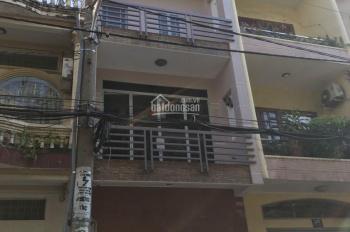 Cho thuê Nhà đường Bế Văn Đàn, Khu Bàu Cát p.14, Tân Bình 1T3L. 4x18m.