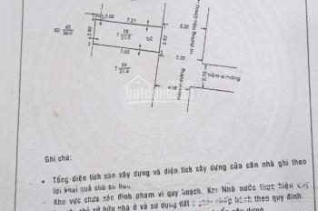 Bán nhà chính chủ hẻm xe hơi, đường Hậu Giang, gần mũi tàu Phú Lâm