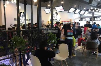 Mặt bằng trà chanh - cafe - sữa chua - hàng ăn sạch sẽ, cực đẹp tại Trần Huy Liệu