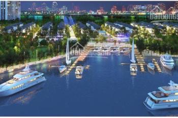 Bán biệt thự bờ sông Vinhomes Ba Son Quận 1 437m2, 450 tỷ, nhà cực đẹp