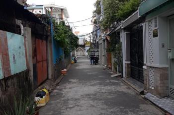 Nhà hẻm xe hơi Ba Vân, 1L, 3PN, 2WC