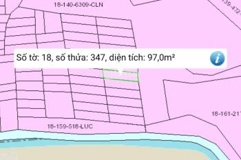 Đất Đại Phước, một lô duy nhất DT 97m2, giá 1,3 tỷ, chính chủ: 0903988683