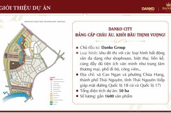 Bán đất nền phường Chùa Hang, TP Thái Nguyên - pháp lý rõ ràng - DT 96m2, LH 0966008989