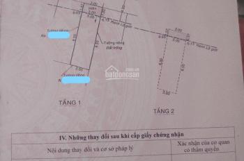 HXH 5m, đường Hương Lộ 2, Bình Trị Đông A, 3x10m - 1 trệt 1 lầu - 2,65 tỷ