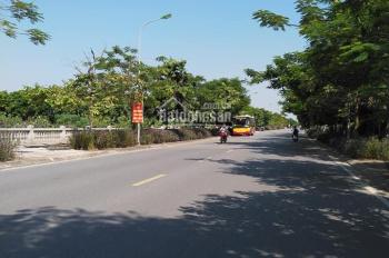 Bán 87m2 đất đấu giá, phường Thượng Thanh, mặt tiền 8,5m, hướng Đông Bắc