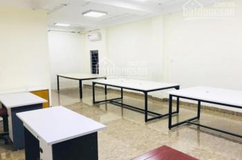 Cho thuê văn phòng giá rẻ chỉ từ 5tr/tháng tại Trần Thái Tông - Cầu Giấy. Liên hệ 0985.985.561