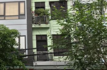 Bán nhà mặt phố Đặng Thùy Trâm, Cầu Giấy, Hà Nội, 58m2, 7T, giá: 11,8 tỷ. LH: 0352606282