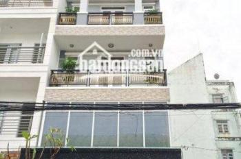 Bán nhà mặt tiền đường Nghĩa Phát, P.6, Q. Tân Bình, DT: (4x18m),4 tầng, HĐT: 40tr/th, giá: 13.8 tỷ