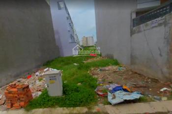Bán gấp lô đất MT Nguyễn Thị Búp, P. Hiệp Thành, Q12, sổ riêng, 26tr/m2, thổ cư 100%. 0906651020