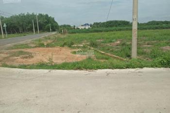 Đất đầu tư nằm ngay trung tâm thị trấn, tương lai kế cao tốc HCM - Mộc Bài giá 220tr. 0974619161