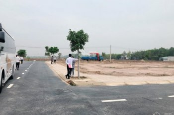 Bán đất ngay TTHC Phú Mỹ đối diện KCN 7000 công nhân đang hoạt động, giá 750tr, SHR công chứng liền