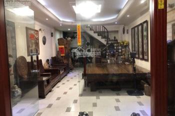 Bán nhà Thái Thịnh: 71m2 x5T, ô tô vào nhà, nhà cực đẹp, MT 4.8m, chỉ 9,65 tỷ